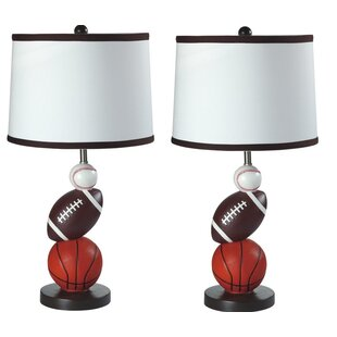 Christie Multi Sport 24.5 Table Lamp (Set of 2)