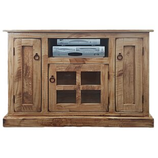 Rustic TV Stand for TVs up to 48