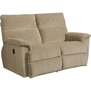 Jay La-Z-Time? Full Reclining Loveseat by La..