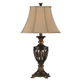 Price comparison Hardrigg 33 Table Lamp By Astoria Grand