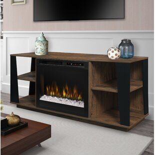Lewter TV Stand for TVs up to 55 Fireplace by Millwood Pines