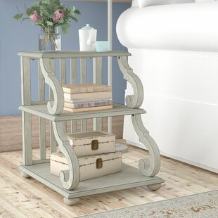 Noisettier End Table by Lark Manor