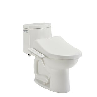 American Standard Advanced Clean AC 1.0 SpaLet Side Panel Operation Toilet..