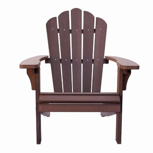 Shine Company Inc. West Palm Plastic Adirondack Chair