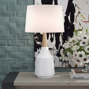 Top Reviews Aida Table Lamp By Langley Street