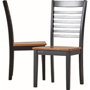 Simmons Casegoods Pino Solid Wood Dining Chair (Set of 2)