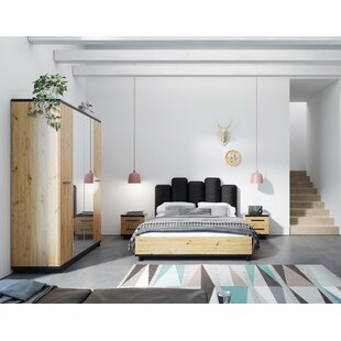 Beckwith 4 Piece Bedroom Set By Ebern Designs