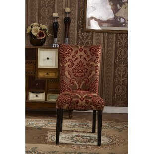 Elegant Upholstered Dining Chair (Set of ..