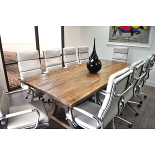 Rectangular Conference Tables Youll Love Wayfair - Rectangular conference room table