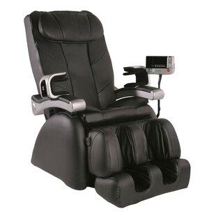 Omega Massage MP-1 Montage Premier Reclining Heated Massage Chair