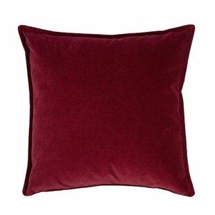 Valerie Velvet Decorative Throw Pillow