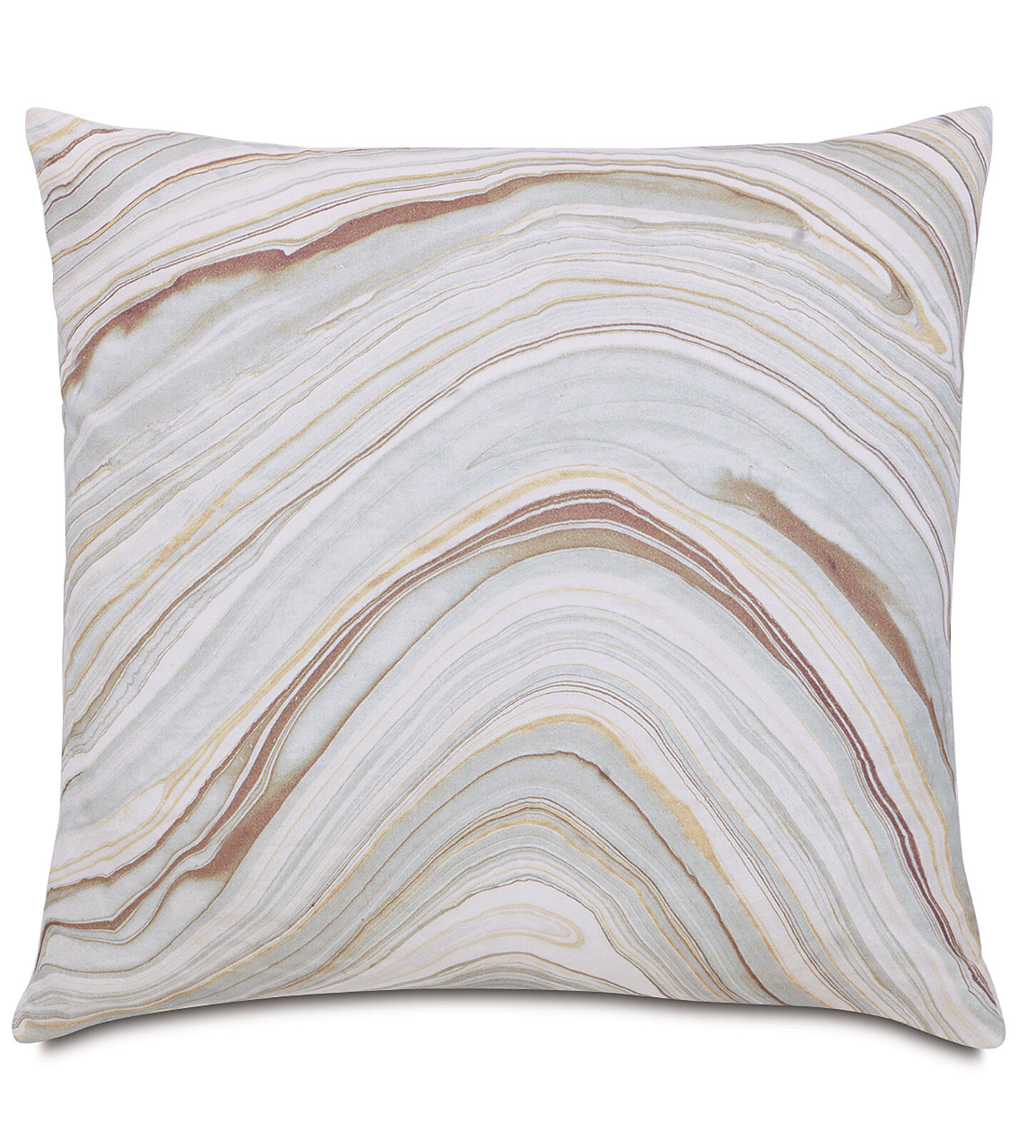 Eastern Accents Geode Luxe Mineral Cotton Abstract Throw Pillow Wayfair
