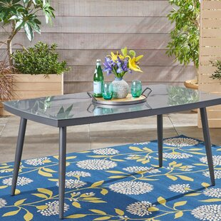 Shamar Outdoor Dining Table