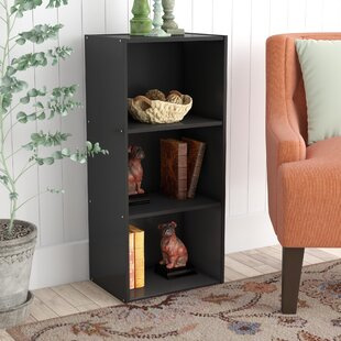 Clukey 3 Shelves Cube Bookcase..
