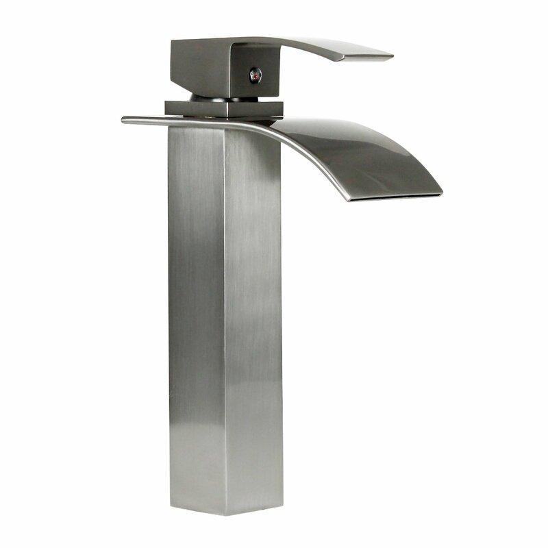 Exceptional Wye Modern Bathroom Vessel Sink Bathroom Faucet