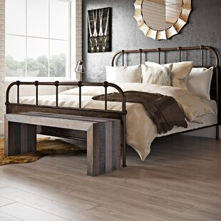 Trent Austin Design Claremore Panel Bed