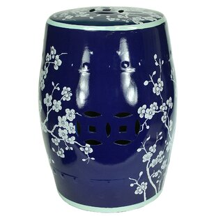 Barone Ceramic Garden Stool