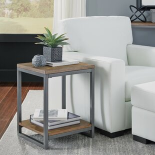 Compare & Buy Eckles End Table by 17 Stories
