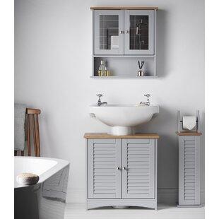 Bumgarner 3 Piece Bathroom Storage Furniture Set By Brambly Cottage