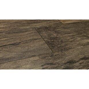 Cashe Hills 7.5 x 47.25 x 7.87mm Pine Laminate Flooring in White