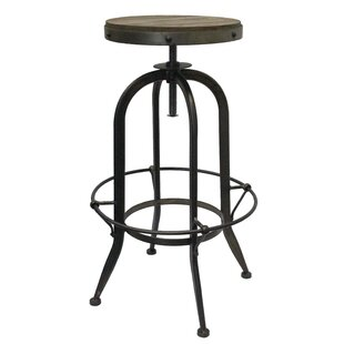 Moritarty Adjustable Bar Stool By Williston Forge