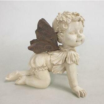 Hi Line Gift Ltd Crawling Baby Fairy Reviews Wayfair