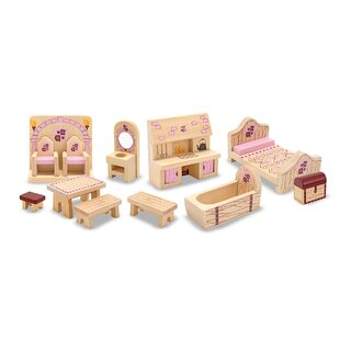 Princess Castle Furniture Set By Melissa & Doug
