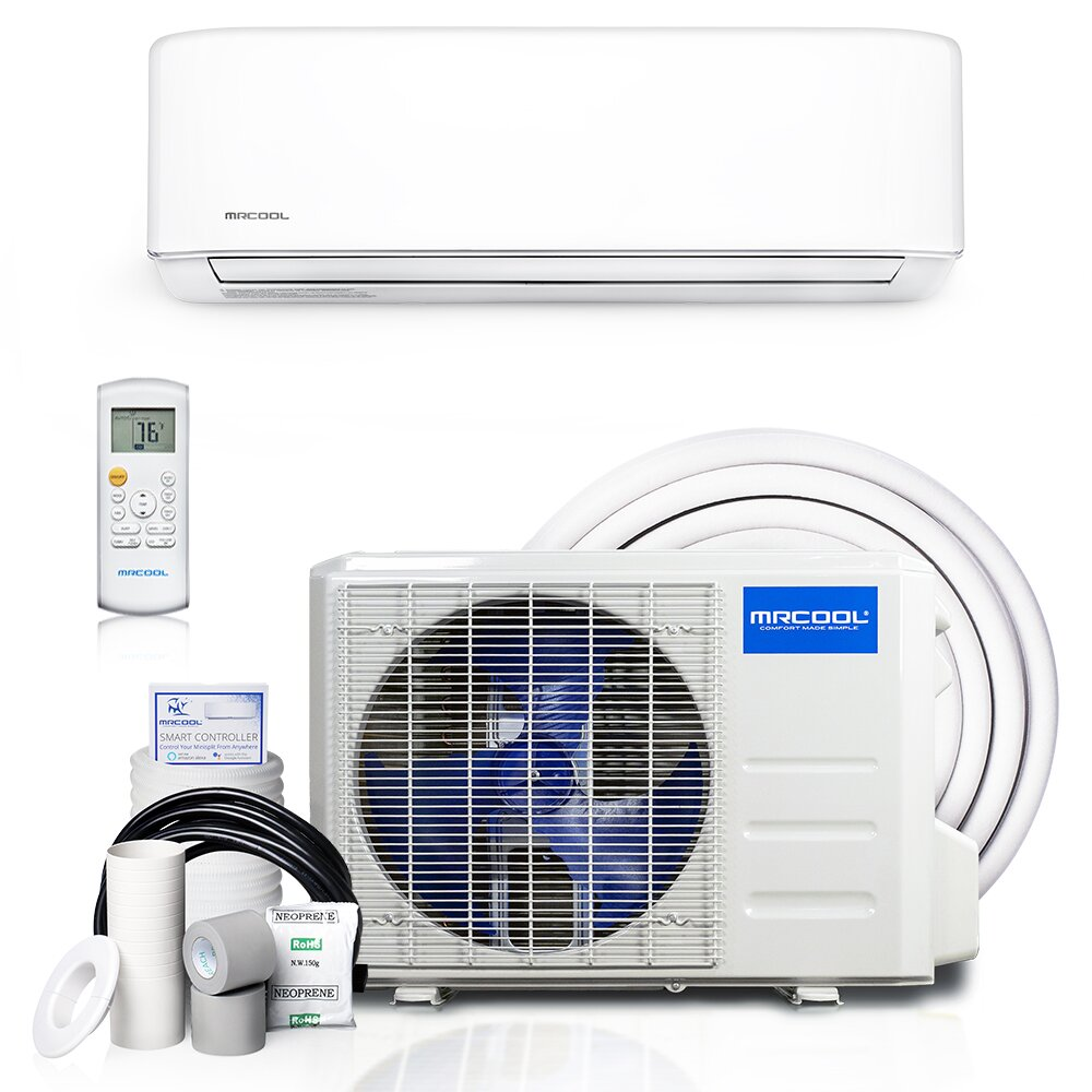 MrCool Advantage 3rd Gen 12,000 BTU Ductless Mini Split Air Conditioner
