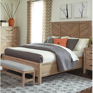 Panel Bed by Scott Living Herry Up