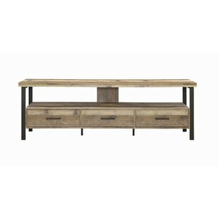 Williston Forge Carone 3-Drawer TV Stand for TVs up to 70
