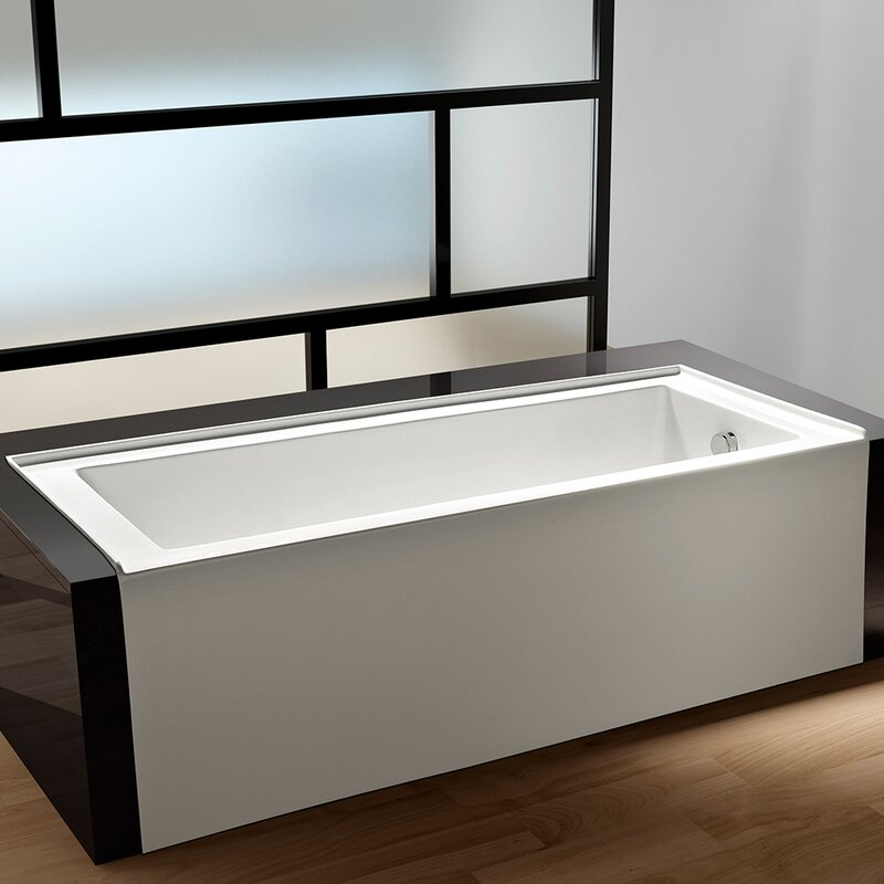 Kingston Brass Alcove Tub