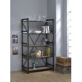 Weare 72 H x 40 W Iron Etagere Bookcase by Williston Forge