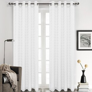 Gingham Check Curtains