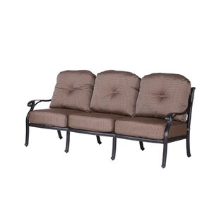 Germano High Back Sofa with Cushions by Darby Home Co