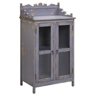 One Allium Way Alex Cabinet 2 Door Accent Cabinet