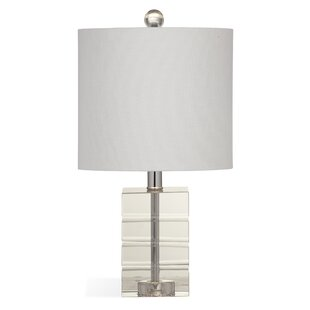 Savings Charleston 17 Table Lamp By House of Hampton