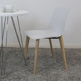 Melgoza Side Chair in White by Corrigan Studio®