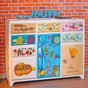 3 Door 6 Drawer Sideboard By Corrigan Studio