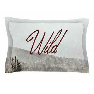 Chelsea Victoria 'Winter Wild' Photography Sham by East Urban Home #2