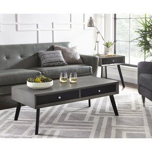 Cecillia 2 Piece Coffee Table Set