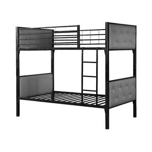 Aria Twin Bunk Bed by Zoomie Kids