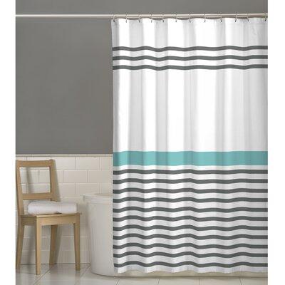 Prastio Simple Stripe Shower Curtain