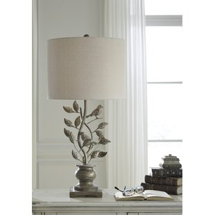 Compare prices Anastasia 30.5 Table Lamp By August Grove