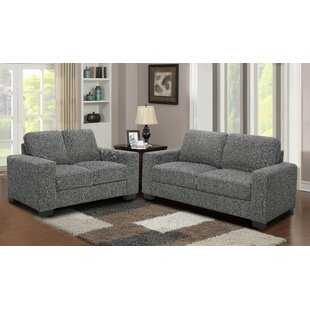Palmilla 2 Piece Living Room Set by Wrought Studio