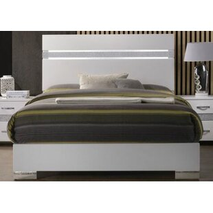Hulbert Panel Bed by Orren Ell..