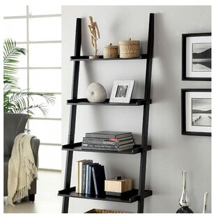 Ebern Designs Herron Ladder Bookcase