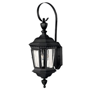 Compare prices Camelot 3-Light Outdoor Wall Lantern By Hinkley Lighting