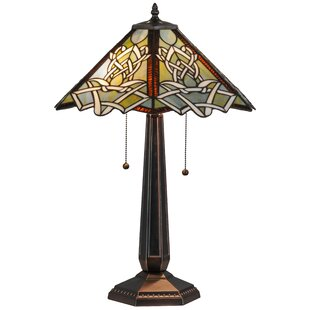 Glasgow Bungalow 24.5 Table Lamp