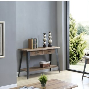Grabill 2 Drawer Console Table