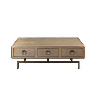 Kline Coffee Table with Tray Top and Storage by Williston Forge
